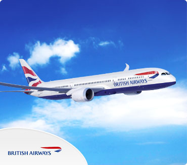 Save on British Airways Flights