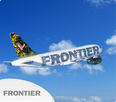 Frontier Airlines Flight Tickets from Houston to Denver