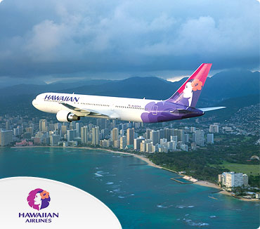 Save on Hawaiian Airlines Flights