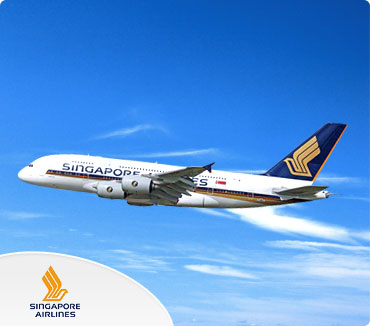 Save on Singapore Airlines Flights