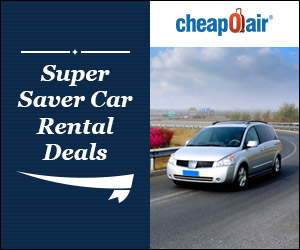 Deals on wheels!  Use Promo Code RENTACAR and Save Up to $10*! Book Now