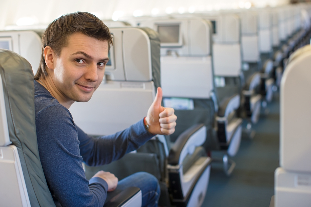 4 Tips For Choosing The Right Seat On An Airplane