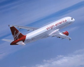 Sale on Virgin America Flight</div><div class=