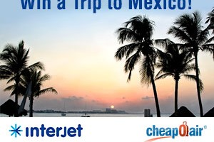 Win 2 Tickets to Cancun on Interjet!