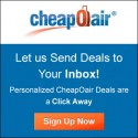 Travel Deals on CheapOair