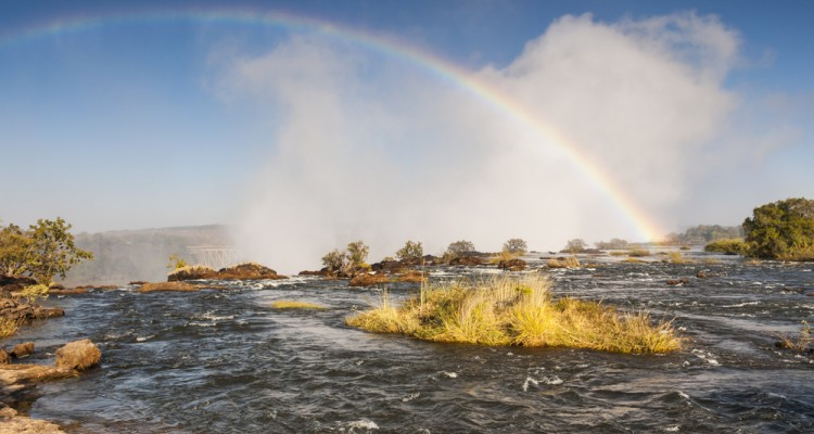 Win Tickets for Two to Victoria Falls, on South African Airways!
