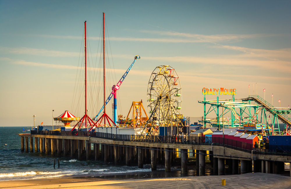 Budget Hotels In Atlantic City