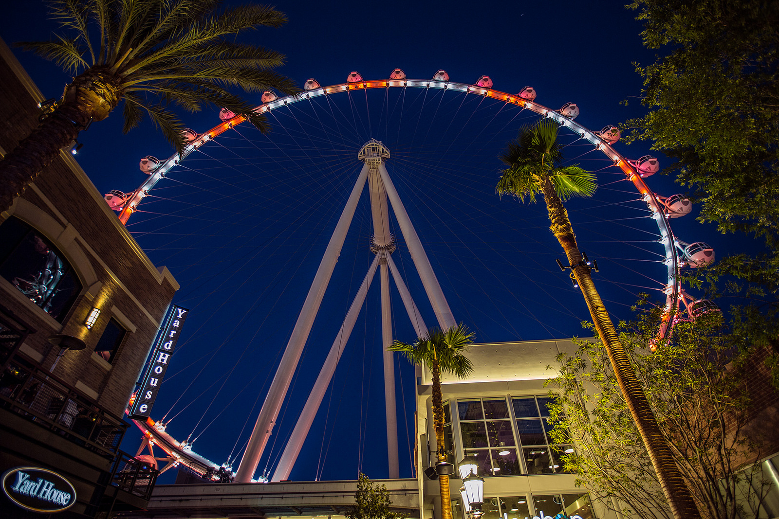 high roller price las vegas