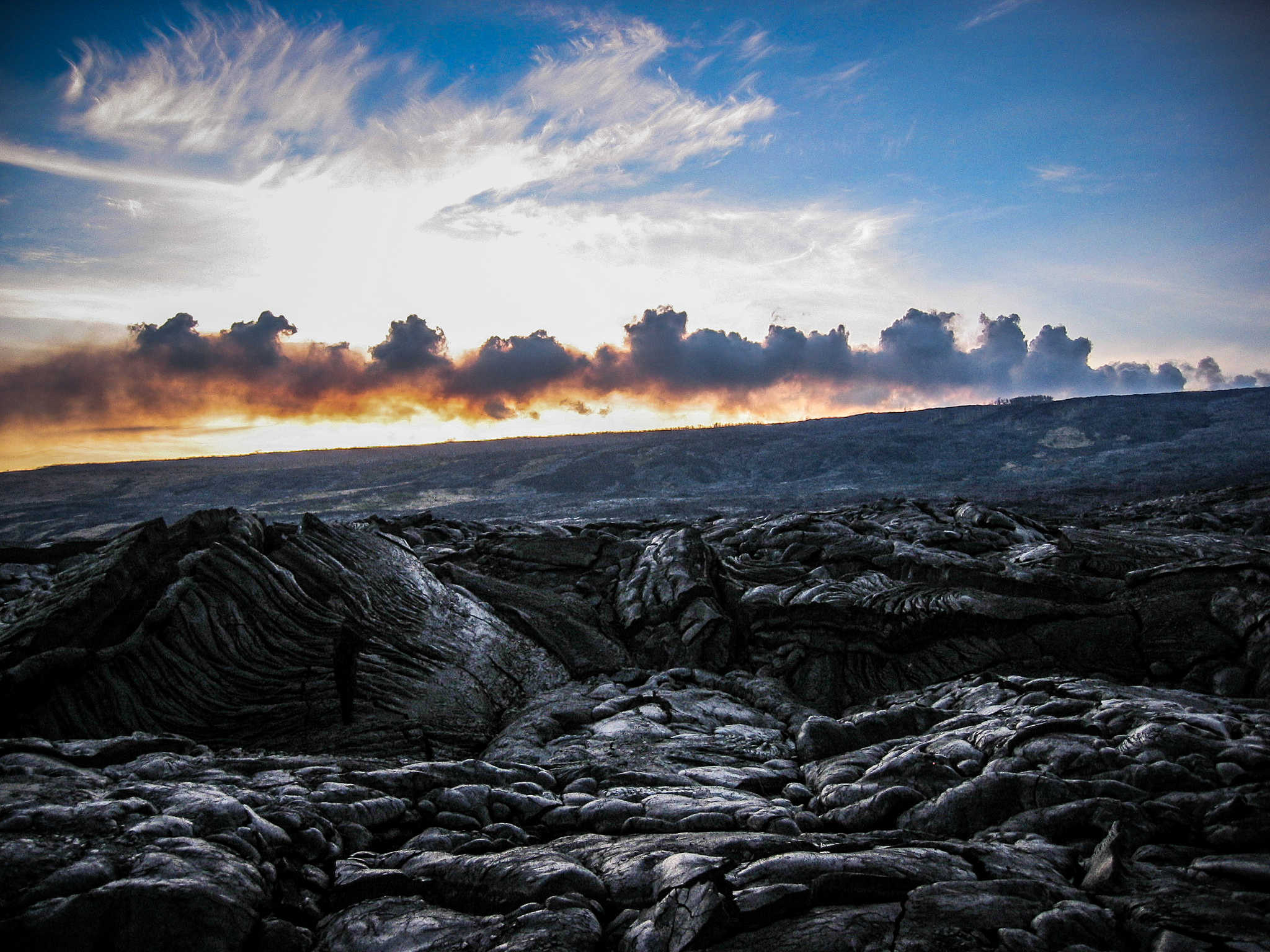 """2005-05-22 - on the lava, Hawai`i Volcanoes National Park, 06"" by Alfred Elkerbout is licensed under CC 2.0."