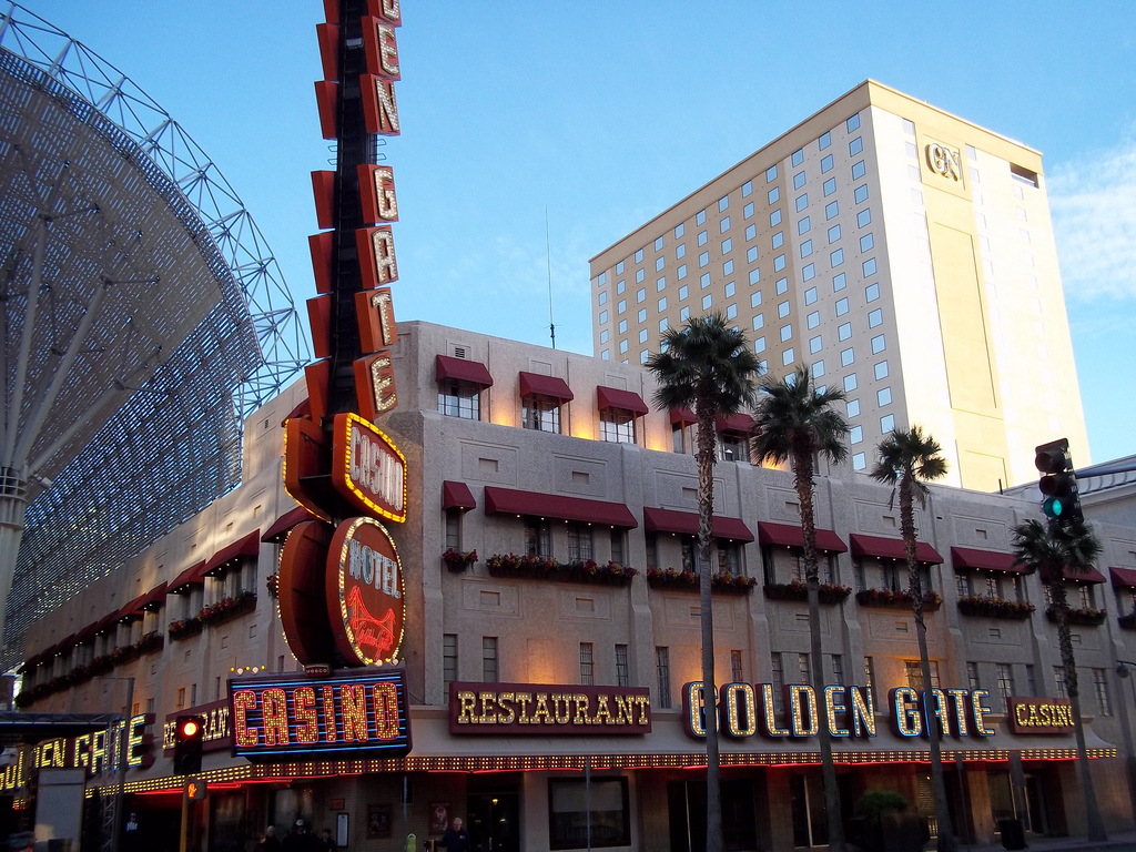 5 Of The Coolest Vintage Spots In Las Vegas Miles Away
