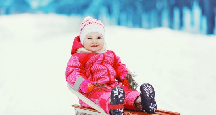 this snowboarding baby is the actual cutest thing you ll see all day
