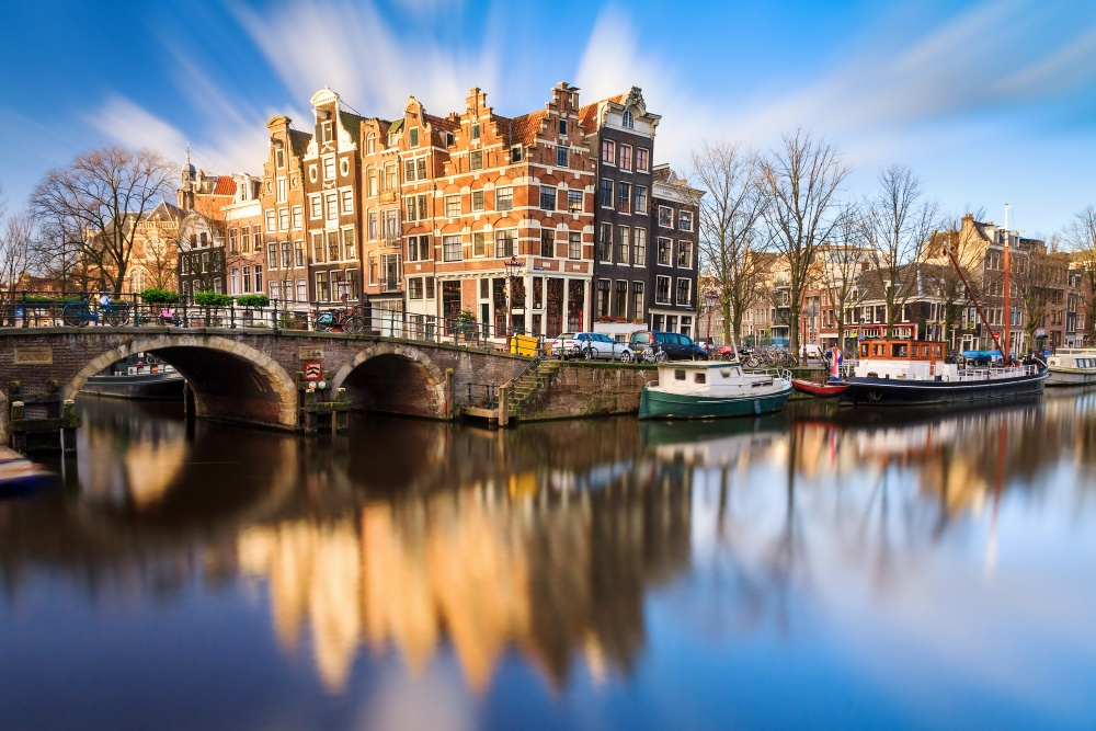 Europe in Your 20s - Amsterdam
