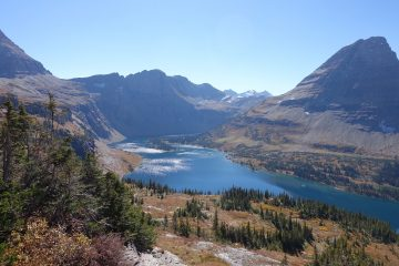 Hidden Lake Trail, Logan Pass, Glacier Natl Park