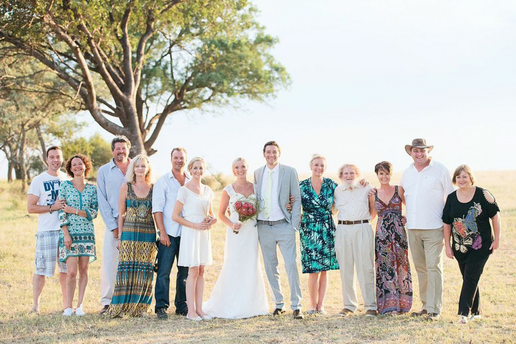 Getign married in South Africa - Pic from Fortitude Press