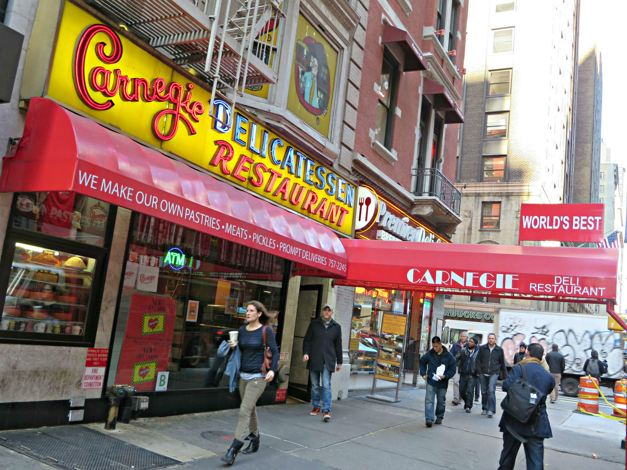 Carnegie Deli Alternatives 5 Other Iconic Nyc Delis