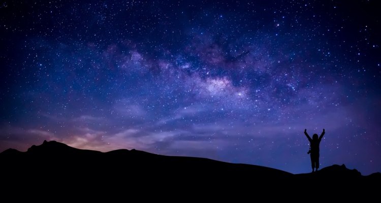 Darkest Places In The Us Map Darkest Places to Stargaze in the US | Miles Away Travel Blog