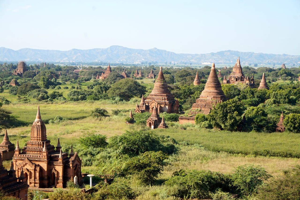 10 things you didn't know about Myanmar
