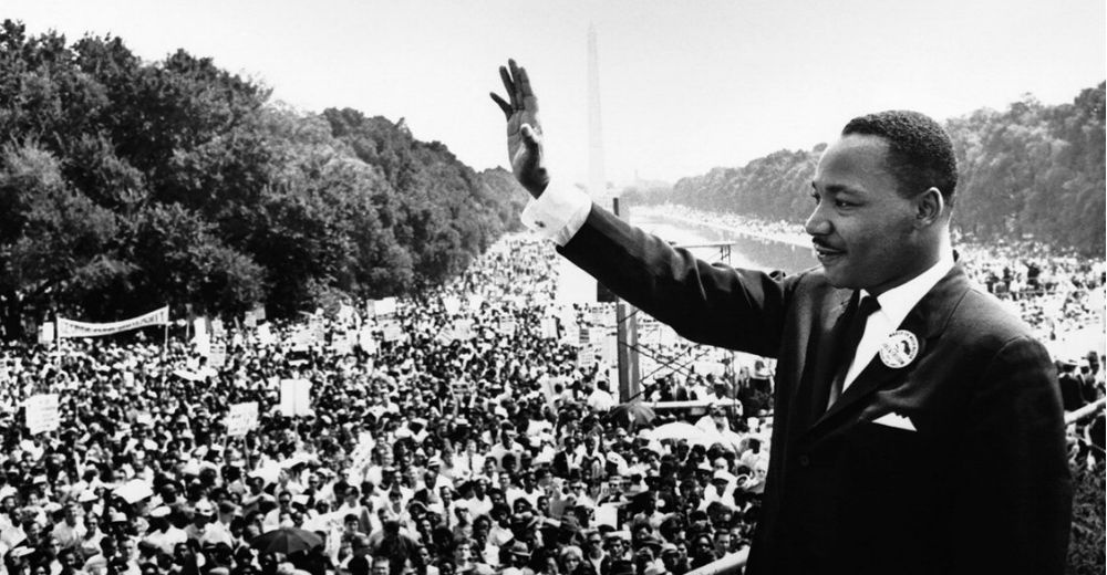 mlk-at-the-march-on-washington