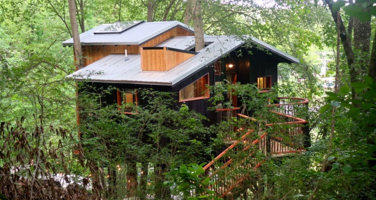Why You Should Try Glamping In A Treehouse Miles Away Travel Blog