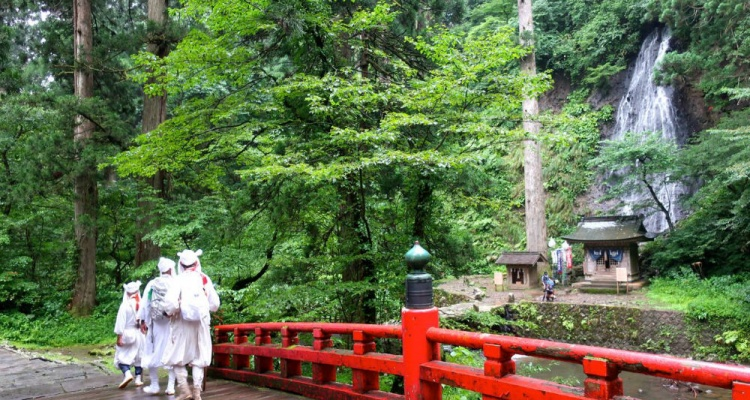 Need A Unique Vacation Train To Be A Yamabushi Mountain Hermit - Vacation to japan