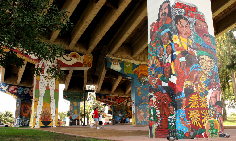 Chicano Park, San Diego, California