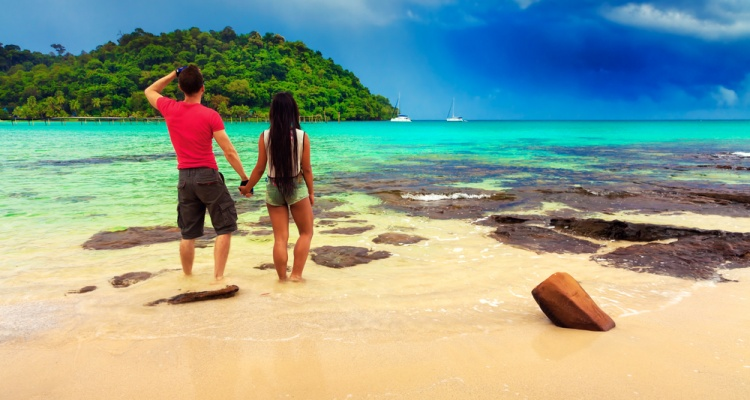 Romantic Spots in Fiji
