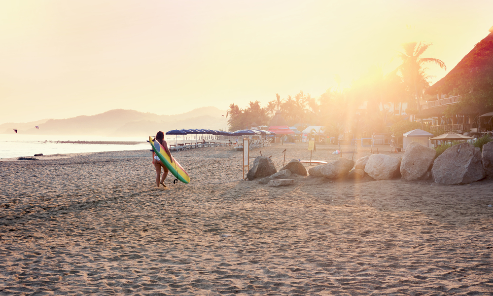 Beach on SAYULITA