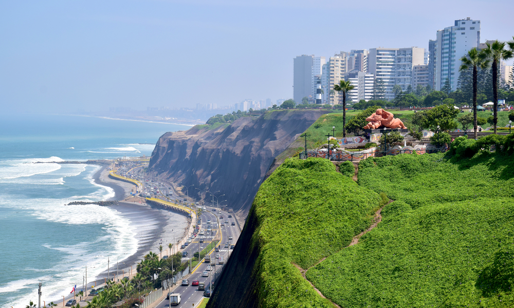 Miraflores District, Peru