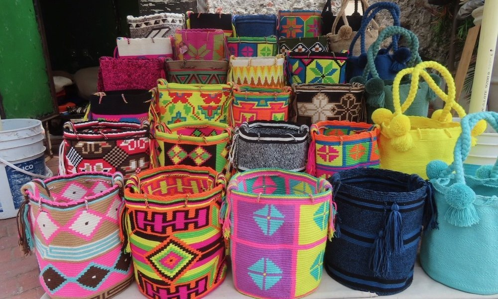 things to do and places to visit in colombia: local crafts in colombia