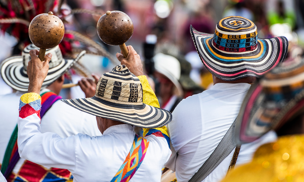 things to do and places to visit in colombia: Dresses and costumes of the Barranquilla´s Carnival
