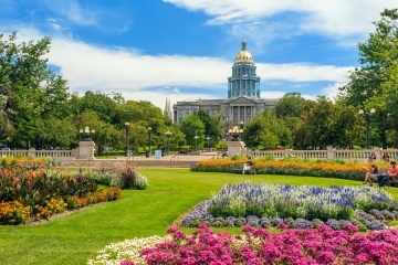 Denver tours capital bulding