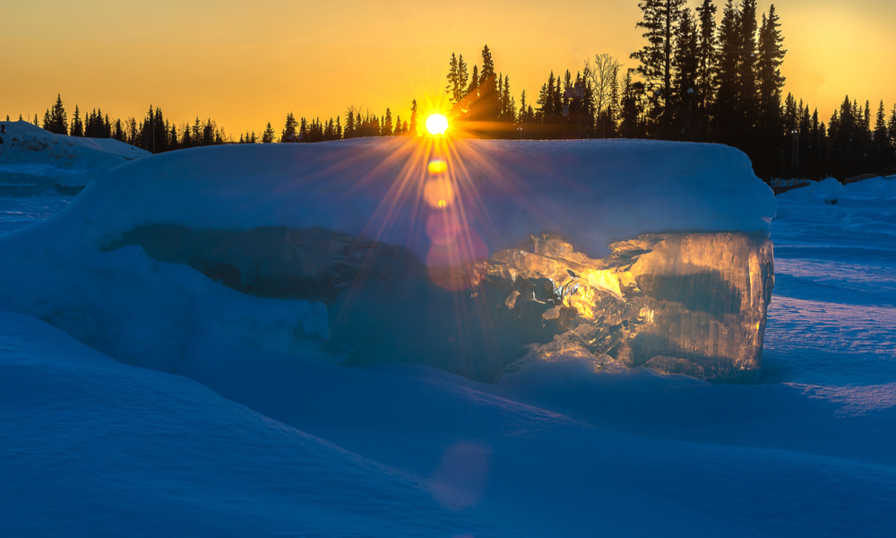 Fairbanks, Alaska best winter vacation in the US