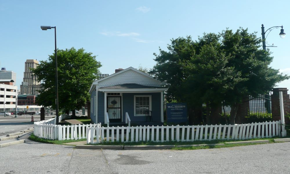 Memphis Museums W.C. Handy House