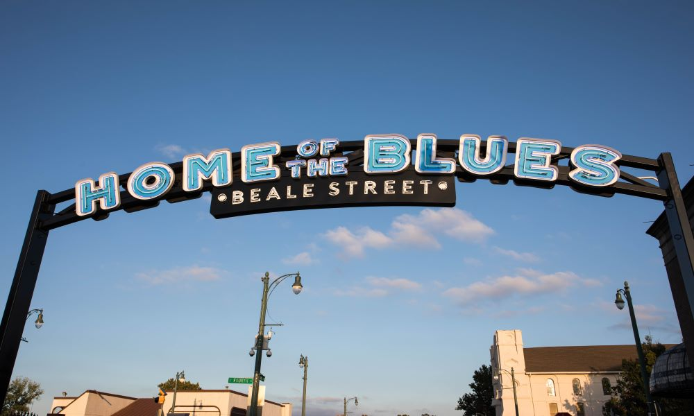 memphis museums beale street homes of the blues