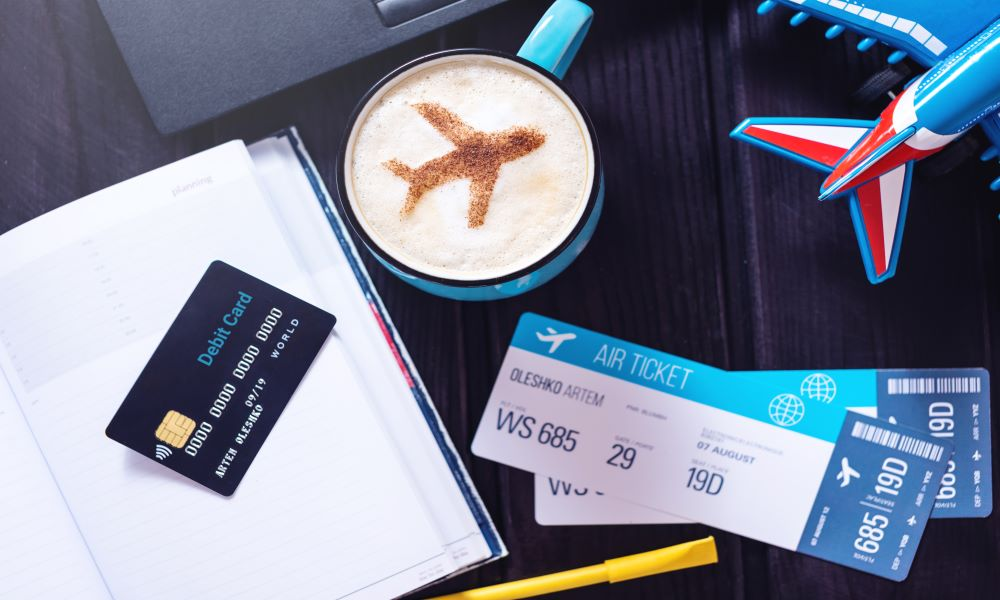 ways to save on flights - use an airline credit card