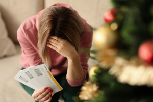 woman who wants stress-free holiday travel