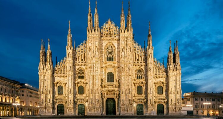 Sights to See in Milan, Italy