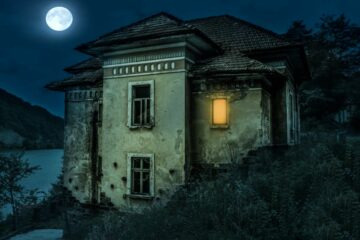 Ghost tours in the US