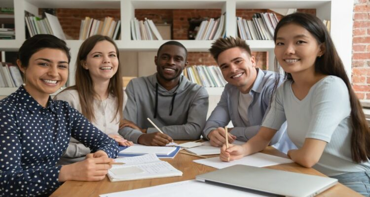 How to Find Study Abroad Program and Group of Students