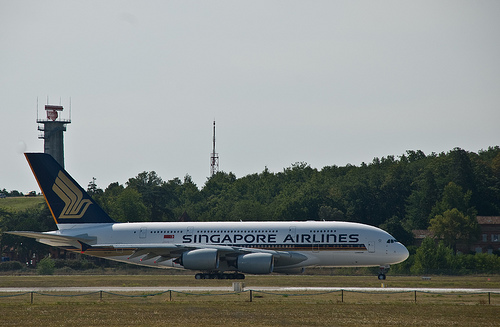 Singapore Airlines wins best airline for 2009