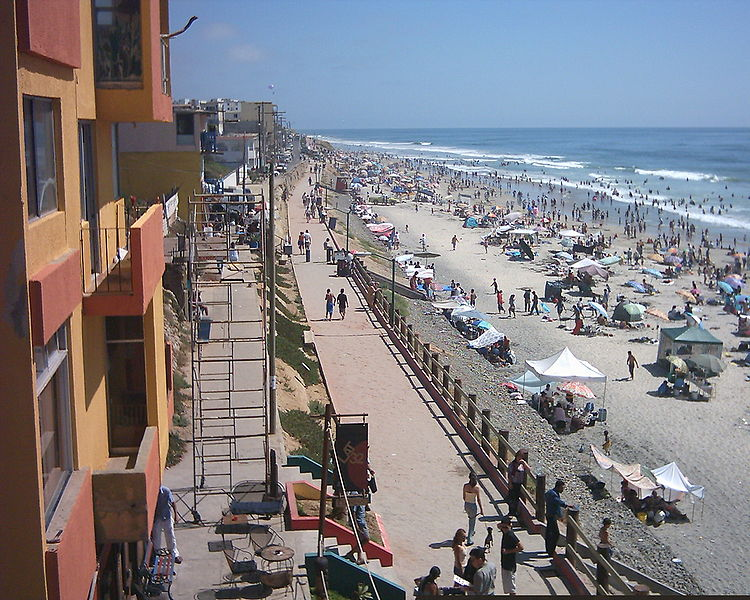 Tijuana, Mexico (Image: Wikimedia Commons)