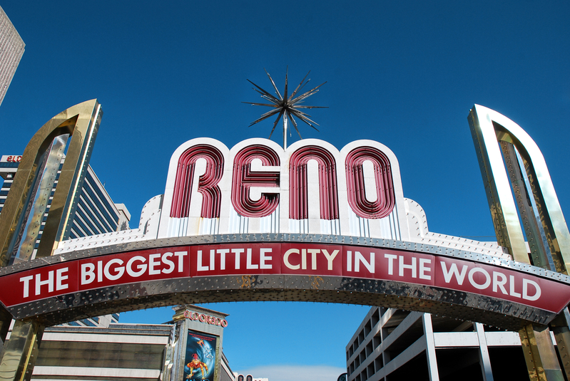 Five gambling towns for when you 39 re not feeling sin city for Plenty of fish reno