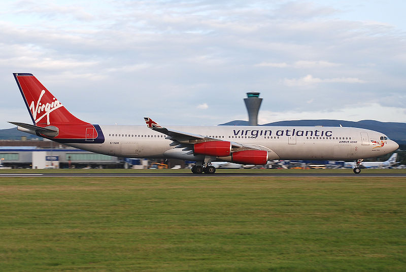 Virgin Atlantic (Image: Wikimedia)
