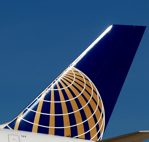 Continental Airlines offers travel waivers