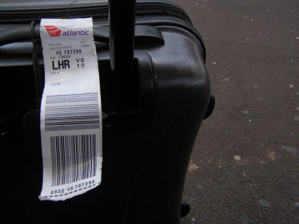 Bringing your luggage doesn't have to be expensive