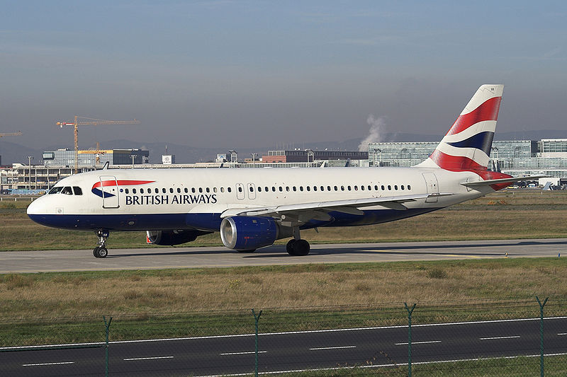British Airways traffic drops for the month of May largely due to cabin crew strikes. (Image: Wikimedia)