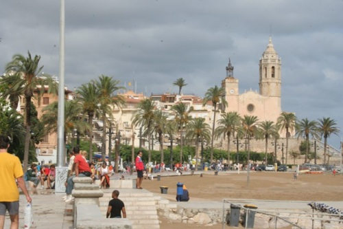 Sitges, Spain (Image: Wikimedia)