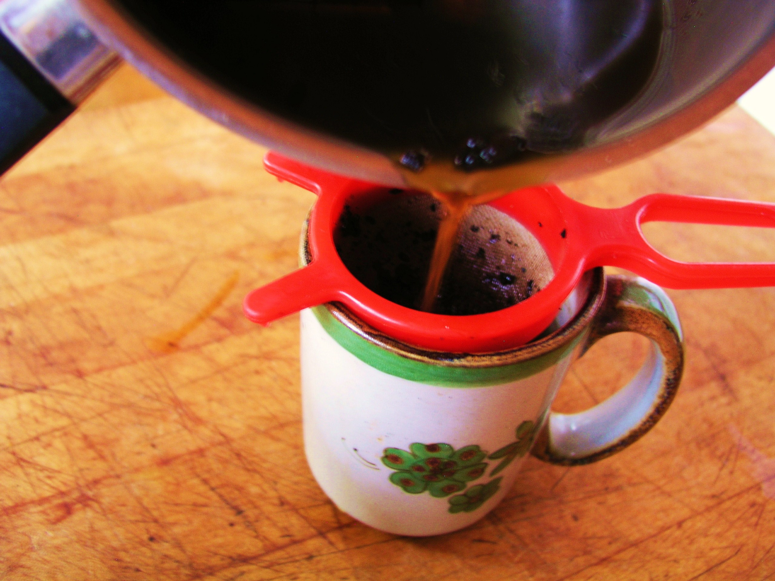 Cafe de<br /><br /> Olla (Image: Cooking In Mexico)