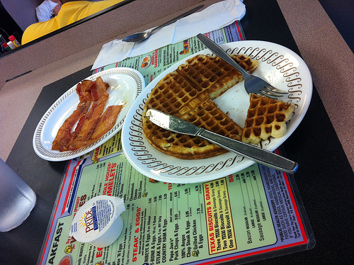 Waffle House Restaurants Launches Mobile App, Flickr: Guillaume Capron