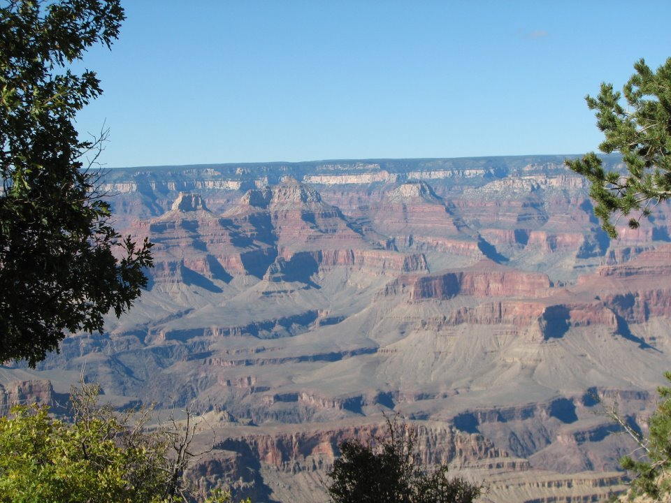 CheapOair Facebook Fan Photo: Grand Canyon, IMG Cred: Karin Bourdeau